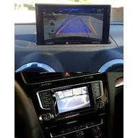 Interface caméra de recul et caméra frontale compatible Audi A3, Volkwagen Golf 7 et Polo