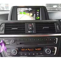 Interface caméra de recul et caméra frontale compatible BMW Série 1 F20, Série 3 F30, BMW X3, X4, X5 et Mini depuis 2014