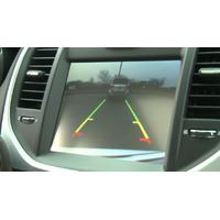 Interface multimédia A/V et caméra de recul Maserati Ghibli depuis 2014 et Chrysler 300C depuis 2012