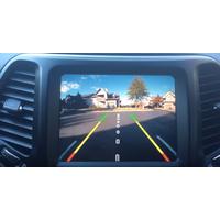 Interface multimédia A/V et caméra de recul Dodge RAM et Jeep Grand Cherokee depuis 2014