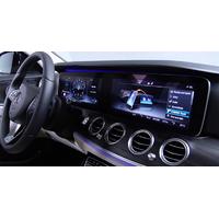 Interface multimédia A/V et caméra de recul Mercedes Classe E avec NTG 5.5