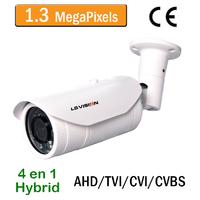 Caméra tube AHD/TVI/CVI/CVBS  Infrarouge IR35M - Vari-focal 2.8-12mm - IP66 - 960P 1,3 MegaPixels