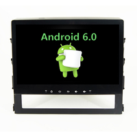 Autoradio Android 6.0 GPS Toyota Land Cruiser depuis 2016 - Grand écran tactile 10,1 pouces