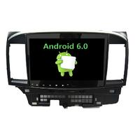 Autoradio Android 6.0 GPS Misubishi Lancer de 2007 à 2012 - Grand écran tactile 9 pouces