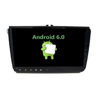 "Poste Android 6.0 écran tactile 9"" Volkswagen Golf 5, Golf 6, Beetle, Eos, Touran, T5, Tiguan, Polo, Caddy, Passat, Jetta, Amarok, Sharan"