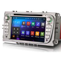 Autoradio Android 5.1 GPS Wifi Bluetooth Ford Mondeo, Focus, S-Max, Galaxy
