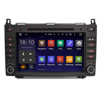 Autoradio Android 5.1 GPS Wifi Mercedes Benz Classe A, Classe B, Vito, Viano, Sprinter & Volkswagen Crafter