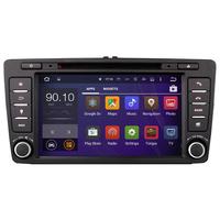 Autoradio Android 4.4.4 GPS Skoda Octavia de 04/2004 à 2012 & Yeti depuis 2009