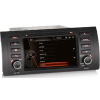 Autoradio GPS BMW Série 5 E39 & X5 E53