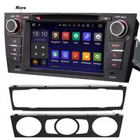 Autoradio GPS Waze Android 5.1 tactile BMW Série 3 de 2005 à 2012