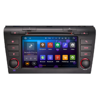 Autoradio Android 5.1 GPS Bluetooth Wifi Mazda 3 de 2004 à 2009