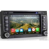 Autoradio Android 5.1 Wifi GPS Waze Volkswagen Touareg & T5