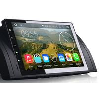 Autoradio Android 5.1 écran tactile 9 pouces Wifi BMW Série 5 E39 & X5 E53