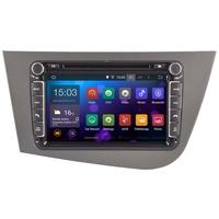 Autoradio Android 5.1 GPS Seat Leon de 09/2005 à 10/2012