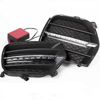 Feux de jour à 8 LEDs (DRL) pour BMW X6 E71 de 2012 à 2013