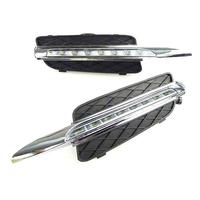 Feux de jour à 8 LEDs (DRL) pour BMW X5 E70 de 2007 à 2010