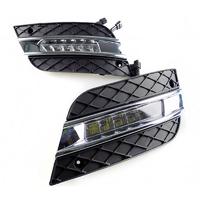 Feux de jour à 6 LEDs (DRL) pour Mercedes Classe ML de 2010 & 2011