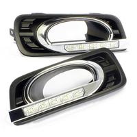Feux de jour à 16 LEDs (DRL) pour Honda City de 2012 & 2013
