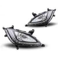 Feux de jour à LEDs (DRL) pour Hyundai i20 de 2013 & 2014
