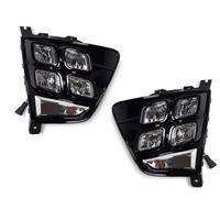 Feux de jour à 18 LEDs (DRL) pour Hyundai IX25 depuis 2014