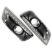 Feux de jour à 9 LEDs (DRL) pour Chevrolet Malibu de 2011 à 2014