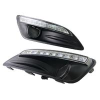 Feux de jour à LEDs (DRL) pour Ford Fiesta depuis 2013
