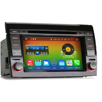 Autoradio Android 6.0 Wifi GPS écran tactile Fiat Bravo depuis 2007