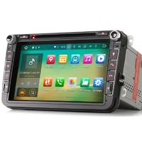 "Autoradio Android 6.0 GPS Volkswagen Golf 5,  Golf 6, Beetle, Eos, Touran, T5, Tiguan, Polo, Caddy, Passat, Jetta, Amarok, Sharan - Ecran 8"""