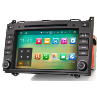 Autoradio Android 6.0 GPS Wifi Mercedes Benz Classe A, Classe B, Vito, Viano, Sprinter & Volkswagen Crafter