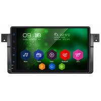 Autoradio Android 6.0 écran tactile 9 pouces GPS BMW Série 3 E46 de 1998 à 2006