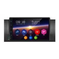 Autoradio Android 6.0 écran tactile 9 pouces Wifi BMW Série 5 E39 & X5 E53