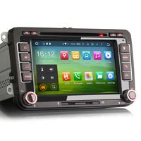 "Autoradio Android 8.0 GPS Volkswagen Golf 5,  Golf 6, Beetle, Eos, Touran, T5, Tiguan, Polo, Caddy, Passat, Jetta, Amarok, Sharan - Ecran 6,5"""