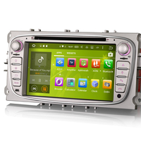 Autoradio Android 6.0 GPS Wifi Bluetooth Ford Mondeo, Focus, S-Max, Galaxy
