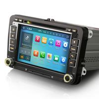 "Autoradio Android 7.1 GPS Skoda Octavia, Fabia, Yeti, Superb, Roomster, Praktik - Ecran 6,5"""
