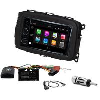 Autoradio Android 7.1 GPS écran tactile Bluetooth Wifi Alfa Romeo Giulietta depuis 2013