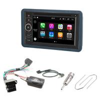 Pack Autoradio Android 7.1 Wifi GPS Waze Alfa Romeo 159, Brera & Spider