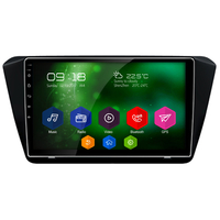 Autoradio Android 6.0 GPS Bluetooth Skoda Rapid depuis 2015