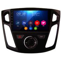 Autoradio Android 6.0 GPS Ford Focus depuis 2015 - Grand écran tactile 9 pouces