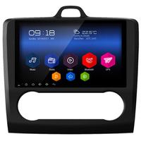 "Autoradio Android 6.0 GPS Wifi Bluetooth écran tactile 9"" Ford Focus de 2004 à 2010"