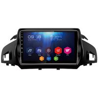 """Autoradio Android 6.0 GPS Waze Wifi Mains libres écran tactile 9"""" Ford Kuga depuis 2013"""