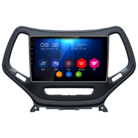 Autoradio Android 6.0 GPS Jeep Cherokee - Grand écran tactile 10,1 pouces