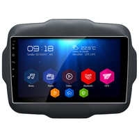 Autoradio Android 6.0 GPS Waze Wifi internet Jeep Renegade depuis 2014