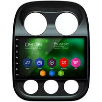 """Autoradio Android 6.0 GPS Wifi avec écran tactile 10"""" Jeep Patriot et Compass"""