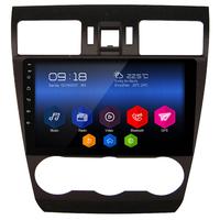 "Autoradio Android 6.0 GPS Wifi Bluetooth écran tactile 9"" Subaru Forester depuis 2014"