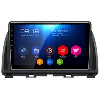 Autoradio Android 6.0 GPS Mazda CX-5 depuis 2012 - Grand écran tactile 9 pouces