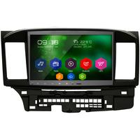 Autoradio Android 6.0 GPS Wifi Misubishi Lancer de 2007 à 2012 avec écran tactile 10,1 pouces