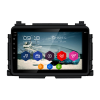 Autoradio Android 6.0 GPS Wifi Mains libres écran tactile Honda HRV depuis 2015