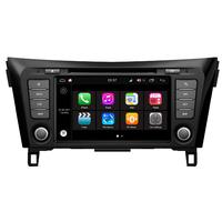 Autoradio Android 7.1 GPS Nissan X-Trail et Qashqai depuis 2014