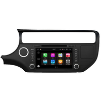 Autoradio Android 7.1 GPS DVD écran tactile Kia Rio depuis 2015
