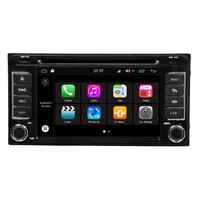 Autoradio Android 7.1 écran tactile Toyota RAV4 Hilux Yaris Land Cruiser